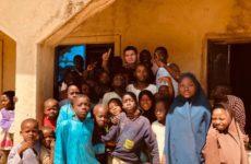 Хабиб Нурмагомедов посетил Нигерию с благотворительной миссией