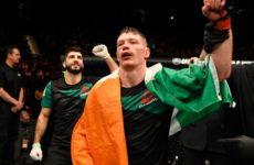Первым соперником Дамира Исмагулова в UFC может стать Джозеф Даффи