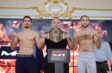 M-1 Challenge 99: Александр Доскальчук победил Микаэля Силандера