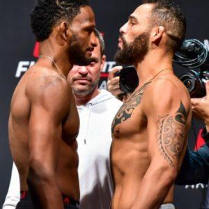Зарплаты и бонусы участников турнира UFC Fight Night 140: Понзиниббио — Магни