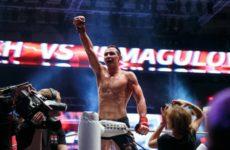 Дамир Исмагулов узнал имя оппонента для дебютного поединка в UFC