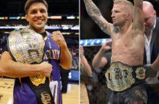 Официально: поединок Генри Сехудо и Ти Джея Диллашоу пройдет на турнире UFC 233