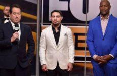 Дэнни Гарсия хочет сразиться с победителем боя Пакьяо — Бронер