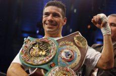 Легендарный Серхио Мартинес возвращается на профессиональный ринг