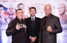 Денис Лебедев: «Я как боксер созрел три года назад»