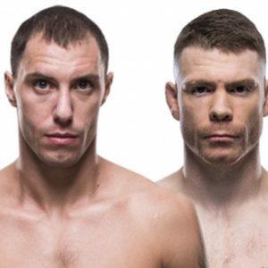 Пол Фелдер сразится с Джеймсом Виком на турнире UFC 233 в Анахайме