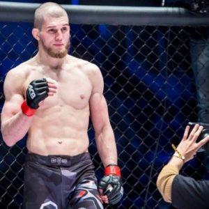 Юсуф Раисов объяснил своё решение подняться в легкий вес
