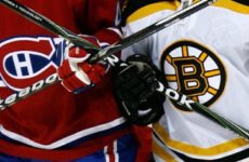 Прямая трансляция Монреаль Канадиенс — Бостон Брюинз. Хоккей. NHL. 25.11.18
