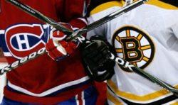 Прямая трансляция Монреаль Канадиенс - Бостон Брюинз. Хоккей. NHL. 25.11.18