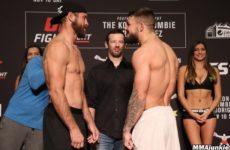 Видео боя Майк Перри — Дональд Серроне UFC Fight Night 139