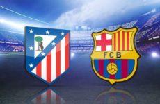 Прямая трансляция Атлетико Мадрид — Барселона. Футбол. Ла Лига. 24.11.18