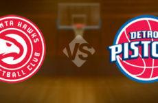 Видео. Атланта Хоукс снова проигрывает, на этот раз Детройт Пистонс. NBA. 10.11.18