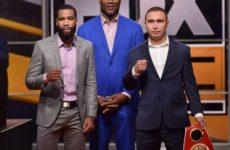 Сергей Липинец и Ламонт Питерсон встретятся в главном событии боксерского шоу на FS1