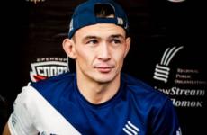 Дамир Исмагулов остался в карде турнира UFC Fight Night 142