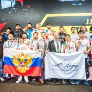 Россияне завоевали шесть наград на чемпионате мира по ММА в Бахрейне
