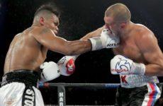 Элейдер Альварес: «Могу нокаутировать Ковалева еще раз»