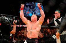 Брок Леснар готов драться с Даниэлем Кормье и ждет от UFC предложения
