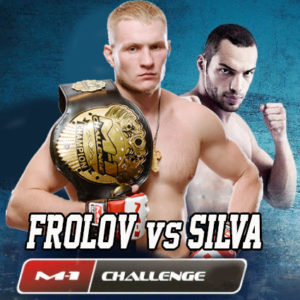 Результаты турнира M-1 Challenge 98: Бруно Сильва нокаутировал Артема Фролова