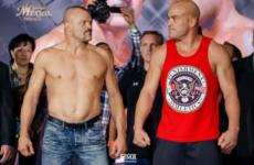 Результаты турнира Golden Boy MMA: Лидделл — Ортис 3