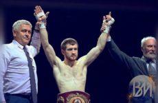 Георгий Челохсаев одержал спорную победу над Гаубатуллой Гаджиалиевым