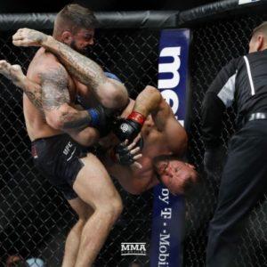 UFC Fight Night 139: Зарплаты и бонусы участников турнира