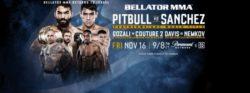 Прямая трансляция Bellator 209: Патрисио Фрейре – Эммануэль Санчес