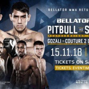 Результаты турнира Bellator 209: Патрисио Питбуль - Эммануэль Санчес