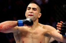 Рикардо Ламас победил Даррена Элкинса на UFC Fight Night 140