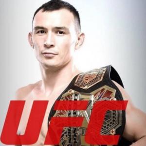Дамир Исмагулов подписал контракт с UFC