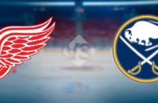 Прямая трансляция Детройт Ред Уингз — Баффало Сайбрз. Хоккей. NHL. 25.11.18