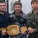 Хабиб Нурмагомедов навестил Рамзана Кадырова