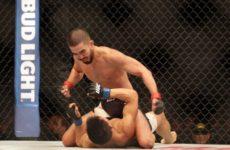 Луис Смолка возвращается в UFC