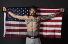 Дэвин Пауэлл показал травму, полученную на турнире UFC Fight Night 140