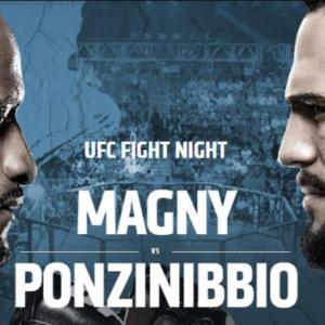 UFC Fight Night 140: Результаты взвешивания участников турнира