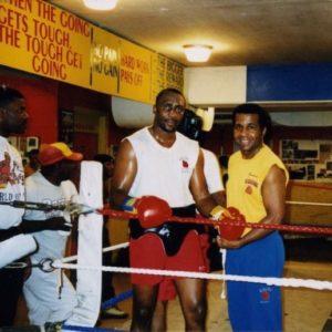 Эмануэль Стюарт введен в Зал Славы Ассоциации Любительского Бокса США