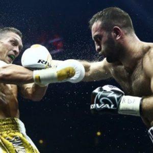 Команда Гассиева заинтересована в реванше с Александром Усиком