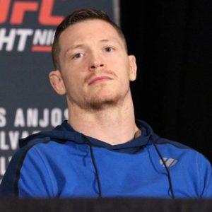 Джозеф Даффи не сможет выступить на UFC Fight Night 142 из-за травмы