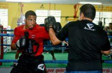Феликс Вердехо тренируется с дядей Мигеля Котто и надеется побороться за титул