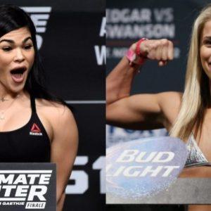 Пейдж Ванзант и Рейчел Остович сразятся на дебютном турнире UFC на ESPN+