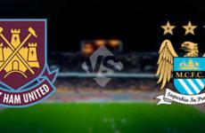 Прямая трансляция Вест Хэм Юнайтед — Манчестер Сити. Футбол. АПЛ. 24.11.18