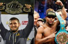 Флойд Мейвезер о переговорном процессе с представителями UFC по поводу боя против Нурмагомедова