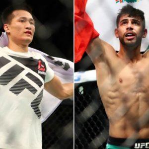 Прямая трансляция UFC Fight Night 139: Корейский Зомби – Яир Родригес