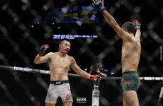 Яир Родригес нокаутировал «Корейского Зомби» за секунду до финального гонга на UFC Fight Night 139