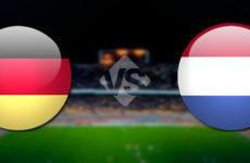 Прямая трансляция Германия — Голландия. Футбол. Лига Наций. 19.11.18