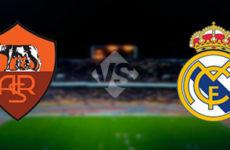 Прямая трансляция Рома — Реал Мадрид. Футбол. Лига Чемпионов. 27.11.18