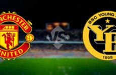 Прямая трансляция Манчестер Юнайтед — Янг Бойз. Футбол. Лига Чемпионов. 27.11.18