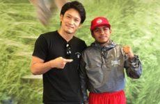 Йошихиро Камегаи завершил карьеру