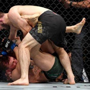 Конор Макгрегор требует у UFC реванш с Хабибом Нурмагомедовым
