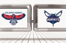 Прямая трансляция Атланта Хоукс — Шарлот Хорнетс. Баскетбол. NBA. 26.11.18