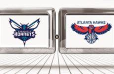Прямая трансляция Шарлот Хорнетс — Атланта Хоукс. Баскетбол. NBA. 07.11.18